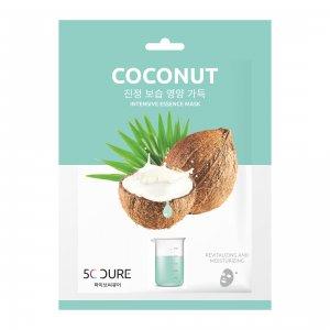 파이브씨큐어 코코넛 인텐시브 에센스 마스크